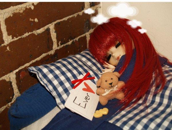 Ptits problèmes dans la Doll-House: Lettre mystérieuse... (story!) part 3.