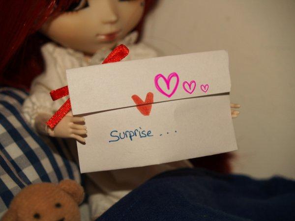 Ptits problèmes dans la Doll-House: Lettre mystérieuse... (story!) part 4.