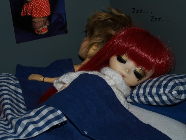 Du mouvement ce matin dans la Doll-House ! Part. 1