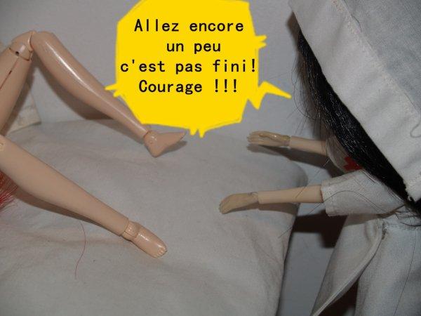 Aie Aie Aie ... IL ARRIVE ! Part. 3