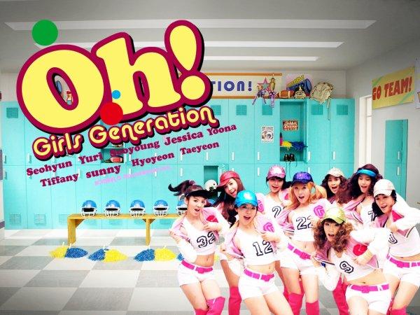 Girls' Generation(소녀시대) _ Oh!