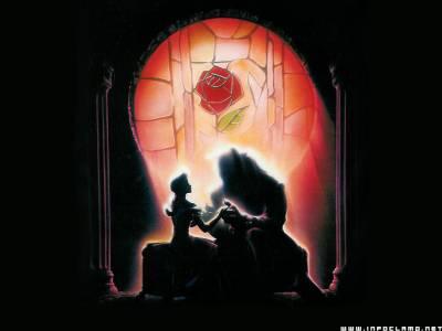 La Belle Et La Bete Disney Disney Disney