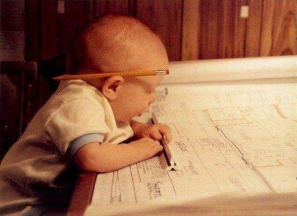 l' architecte !!