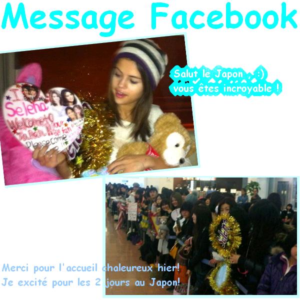 Selena Gomez , arrivée au Japon , promotion de WOWP et Photoshoot exclusif !!!!!!