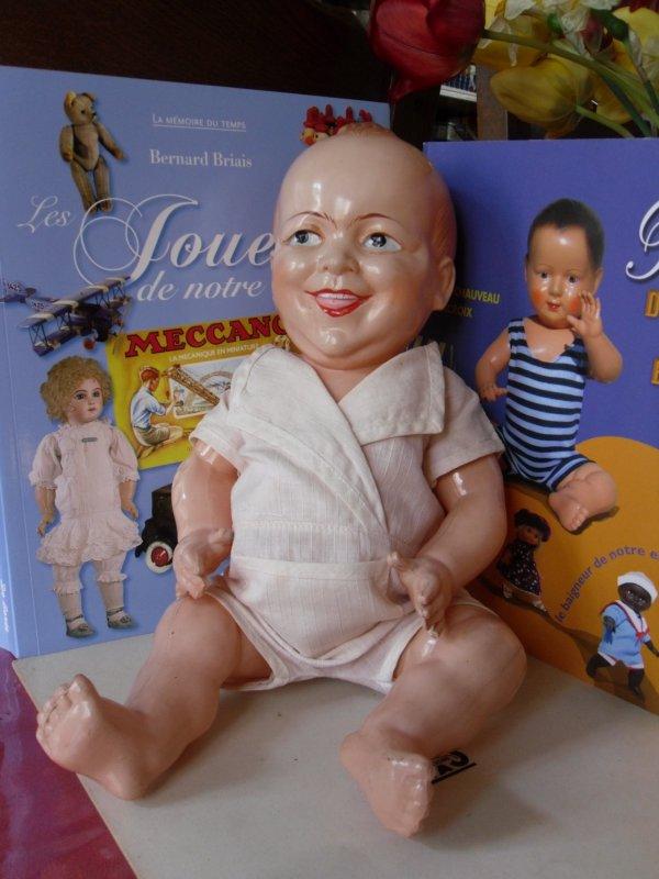 Avec ce blog je vais enfin partager ma passion des poupées ...