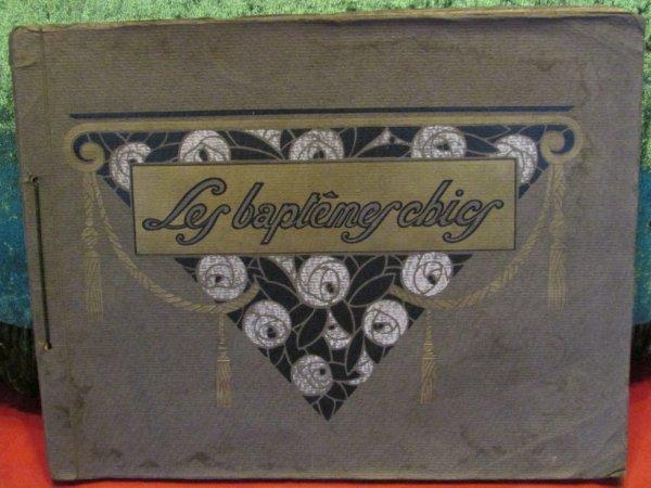 Catalogue de modèles pour boîtes de dragées