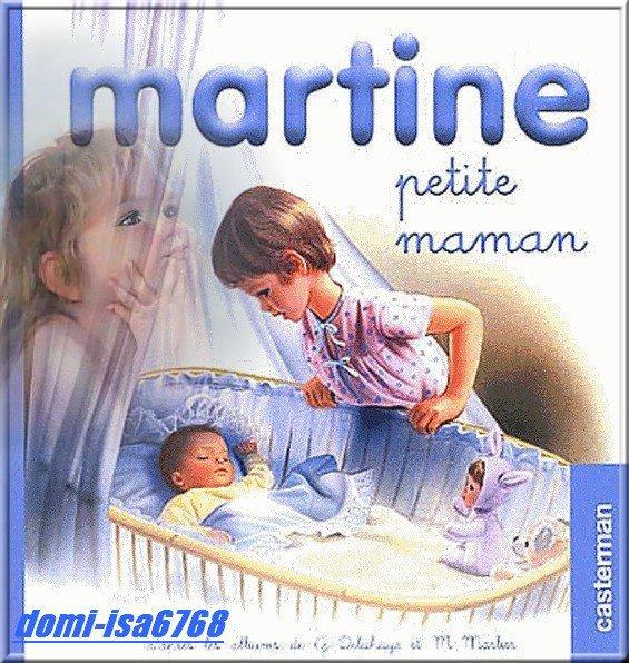 MARTINE ORPHELINE ET NOTRE ENFANCE QUI S'ENFUIT