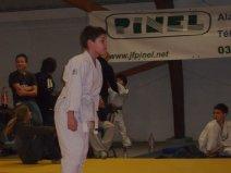 Florian 1ère compétition il fini 5ème mais a combattu de champion de picardie pas mal
