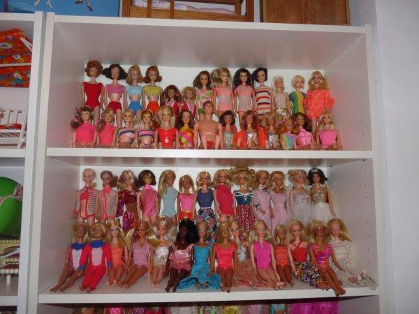 de retour avec un nouvel aménagement pour mes poupées