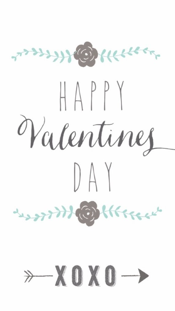 Bonne Saint Valentin a tous..