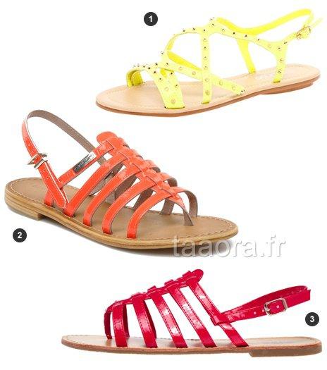 3 modèles colorés a shopper