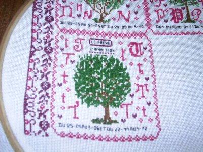 l'arbre de vie le frene l'ambition