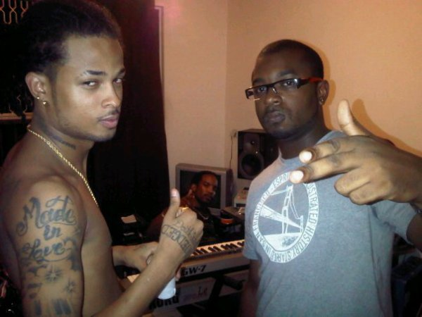 Kalash ( Kevin my couz ) Feat Tonton Nicolas L-A-S Nico