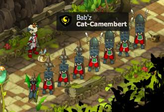 Présentation de la Cheez-Team (Cat)