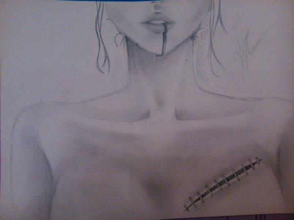 retour et dessins ^^