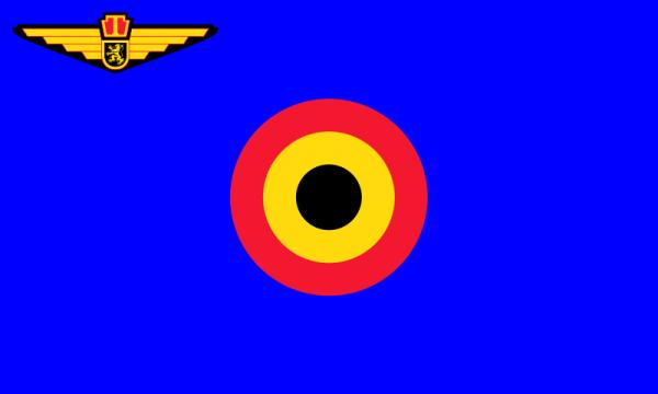 8. BELGIQUE - Le casque modèle OTAN 1951 à la Force Aérienne