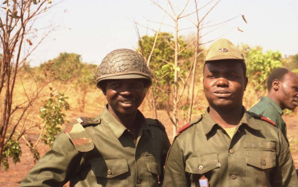 64. ZAÏRE - Casque Forces Armées Zaïroises