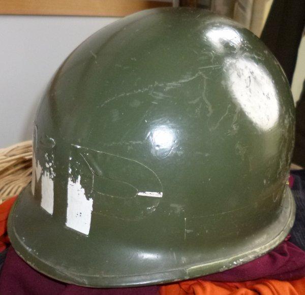 816. Reconditionnement et réparations des casques et sous-casque ABL modèle OTAN 1951