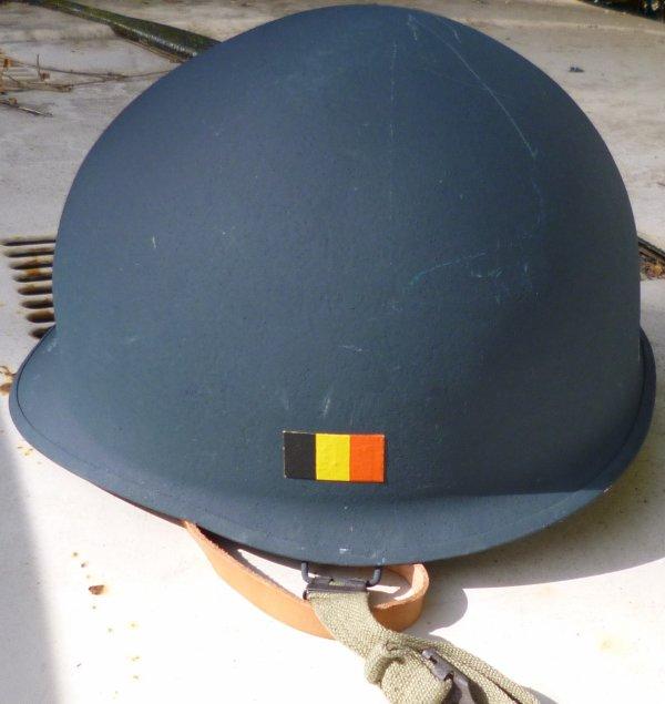 590.3 - BELGIQUE - Force Navale Modèle OTAN 1951
