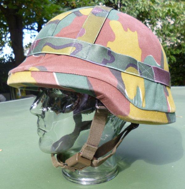 56.1 BELGIQUE - Couvre-casque pour Kevlar 826 ABL de Schuberth