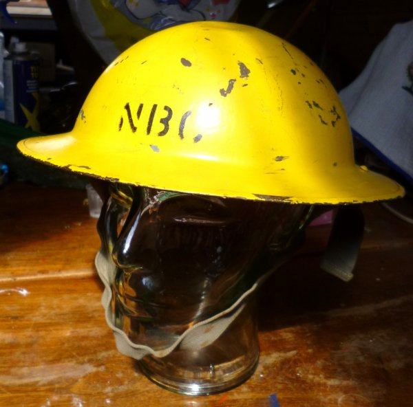 """588.1 BELGIQUE - Mod 49 Force Aérienne/Aéronautique Militaire en service """"NBC"""""""