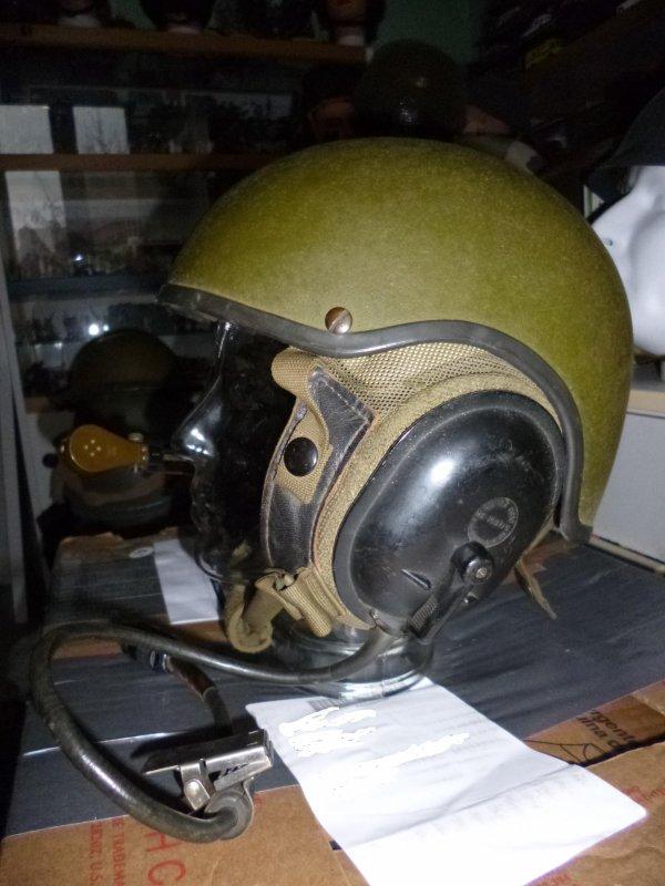 830 - U.S.A. Casque tankiste Gentex