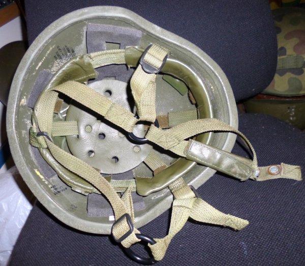 832 - ITALIE - Casque Kevlar Modèle SEPT 2 Plus