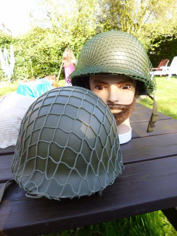818.1 - BELGIQUE - Filet de camouflage inconnu !