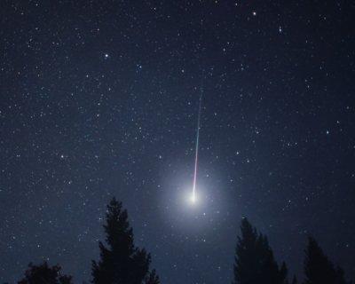 Les étoiles...