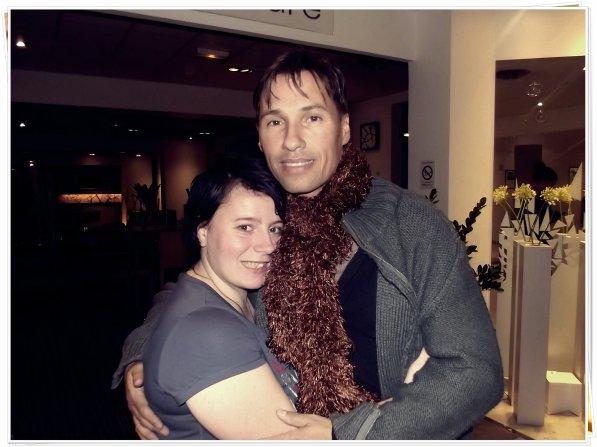 Nathan & Moi à Lille 11/11/2011