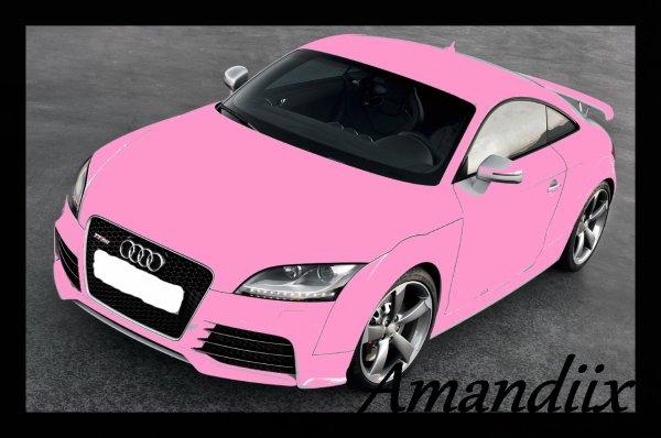 ღ Audi TT-RS ღ