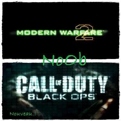NoOb est aussi sur Black Ops !!
