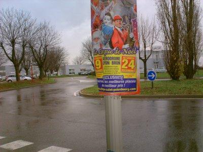 Cirque de saint petersbourg a lyon