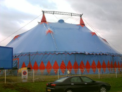 Cirque de saint petersbourg  lyon
