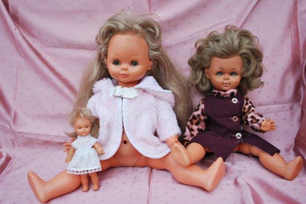 Mes poupées Bella