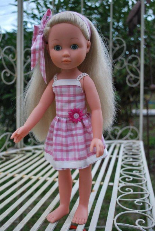 Petite tenue pour Madeleine (poupée Simba)