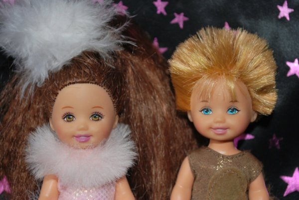 """Petites Mattel du """"Lac des Cygnes"""", j'adore !"""