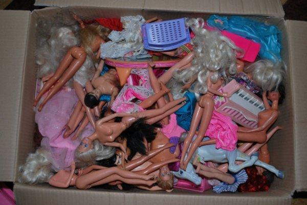 Barbie, du boulot pour l'hiver