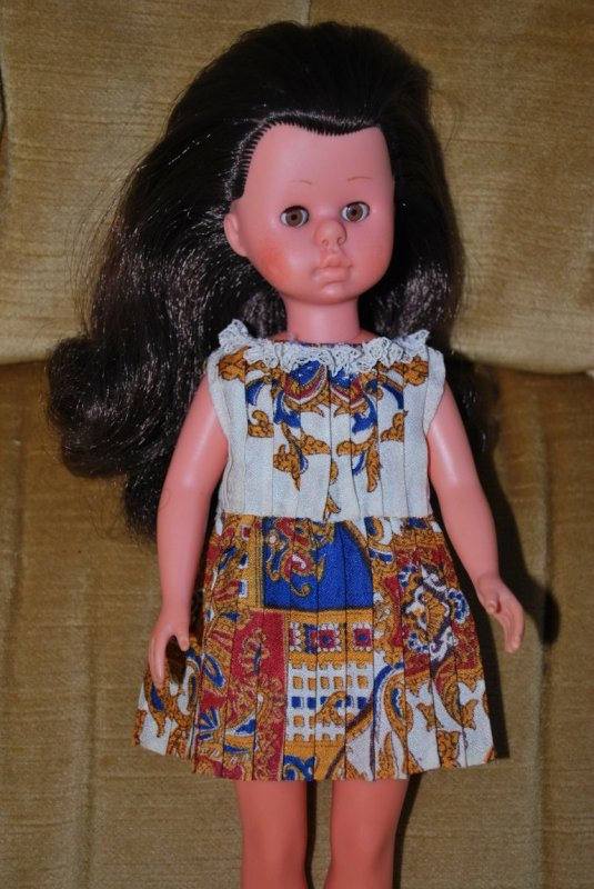 Tenue d'hiver pour Nancy (Italocremona)