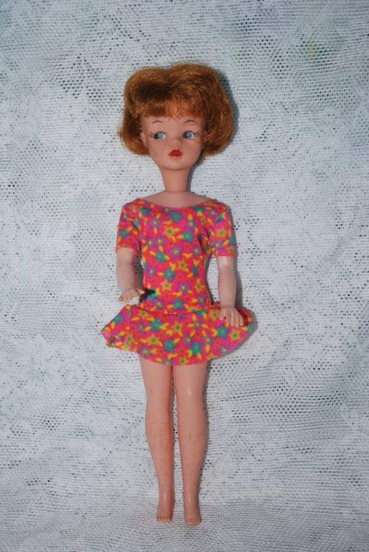 Solariane, poupée mannequin de Camay