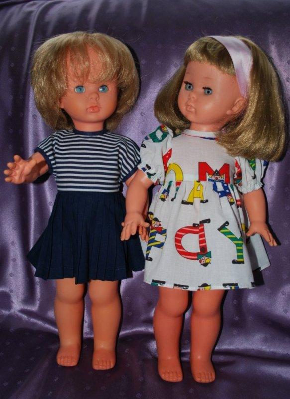 Les jumelles Italocremona