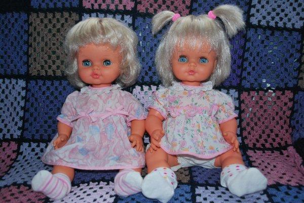 Les jumelles Sebino