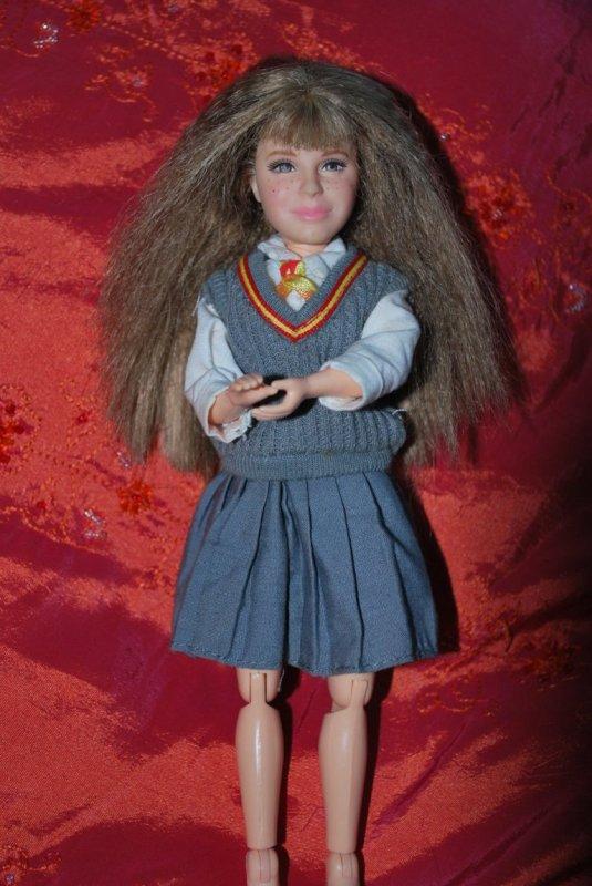 Hermione, poupée Mattel