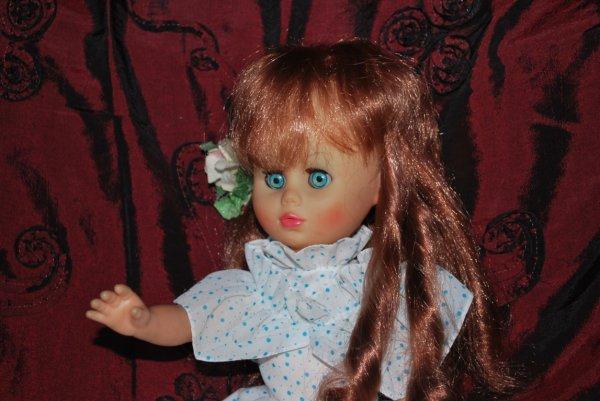 Jenni, l'italienne aux cheveux cuivrés