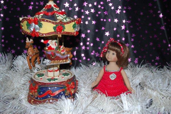 Le premier Noël de Lucie