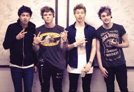 Arrêt de la fiction début d'un blog imagine sur les 5 seconds of summer et one direction :)