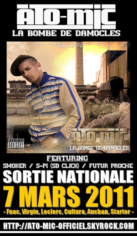 SORTIE NATIONALE LE 7 MARS !!!