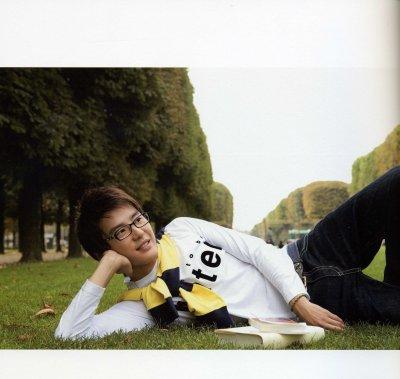 Description à partir de photos : Junsu