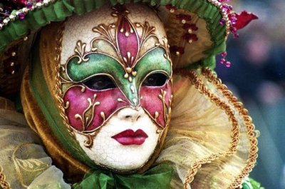 Le délices des masques-
