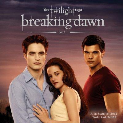 Voici l'affiche de Breaking Dawn